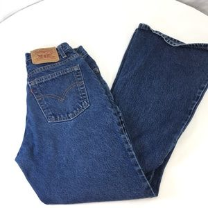 Levi's Vintage High Rise Flare Jeans 11